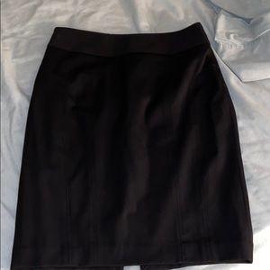 Express zipper skirt